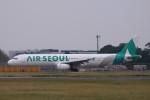 Mr.boneさんが、成田国際空港で撮影したエアソウル A321-231の航空フォト(飛行機 写真・画像)