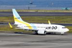 panchiさんが、羽田空港で撮影したAIR DO 737-781の航空フォト(飛行機 写真・画像)