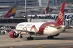 we love kixさんが、関西国際空港で撮影した吉祥航空 787-9の航空フォト(飛行機 写真・画像)