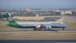 オキシドールさんが、台湾桃園国際空港で撮影したエバー航空 787-10の航空フォト(飛行機 写真・画像)