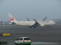 ヒロリンさんが、高雄国際空港で撮影した日本航空 767-346/ERの航空フォト(飛行機 写真・画像)