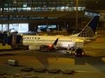 ukokkeiさんが、中部国際空港で撮影したユナイテッド航空 737-724の航空フォト(飛行機 写真・画像)