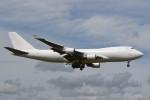 kuro2059さんが、成田国際空港で撮影したウィルミントン・トラスト・カンパニー 747-4KZF/SCDの航空フォト(飛行機 写真・画像)