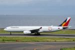 yabyanさんが、中部国際空港で撮影したフィリピン航空 A330-343Xの航空フォト(飛行機 写真・画像)