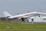 yabyanさんが、中部国際空港で撮影した朝日航洋 680 Citation Sovereignの航空フォト(飛行機 写真・画像)