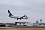 ワイエスさんが、鹿児島空港で撮影したスカイマーク 737-8HXの航空フォト(飛行機 写真・画像)