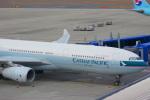 KAZKAZさんが、中部国際空港で撮影したキャセイパシフィック航空 A330-343Xの航空フォト(飛行機 写真・画像)