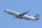 急行羽黒さんが、チェンマイ国際空港で撮影したノックエア 737-84Pの航空フォト(飛行機 写真・画像)