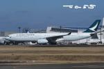 tassさんが、成田国際空港で撮影したキャセイパシフィック航空 A330-342の航空フォト(飛行機 写真・画像)