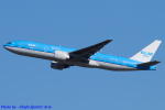 Chofu Spotter Ariaさんが、成田国際空港で撮影したKLMオランダ航空 777-206/ERの航空フォト(飛行機 写真・画像)