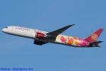 Chofu Spotter Ariaさんが、成田国際空港で撮影した吉祥航空 787-9の航空フォト(飛行機 写真・画像)