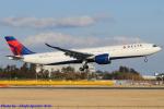 Chofu Spotter Ariaさんが、成田国際空港で撮影したデルタ航空 A330-941の航空フォト(飛行機 写真・画像)