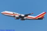 Chofu Spotter Ariaさんが、成田国際空港で撮影したカリッタ エア 747-446(BCF)の航空フォト(飛行機 写真・画像)