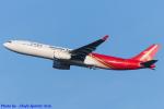 Chofu Spotter Ariaさんが、成田国際空港で撮影した深圳航空 A330-343Xの航空フォト(飛行機 写真・画像)