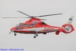 Chofu Spotter Ariaさんが、ホンダエアポートで撮影した千葉市消防航空隊 AS365N3 Dauphin 2の航空フォト(飛行機 写真・画像)