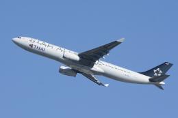 急行羽黒さんが、チェンマイ国際空港で撮影したタイ国際航空 A330-343Xの航空フォト(飛行機 写真・画像)