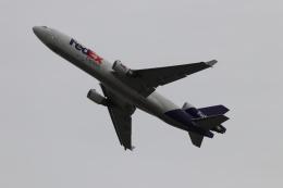 O.TAKUMAさんが、関西国際空港で撮影したフェデックス・エクスプレス MD-11Fの航空フォト(飛行機 写真・画像)