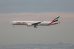 O.TAKUMAさんが、関西国際空港で撮影したエミレーツ航空 777-36N/ERの航空フォト(飛行機 写真・画像)