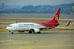 まいけるさんが、仁川国際空港で撮影した深圳航空 737-87Lの航空フォト(飛行機 写真・画像)