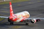 JA1118Dさんが、クアラルンプール国際空港で撮影したエアアジア A320-216の航空フォト(飛行機 写真・画像)