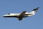 U.Tamadaさんが、名古屋飛行場で撮影したジャプコン 525 CitationJetの航空フォト(飛行機 写真・画像)