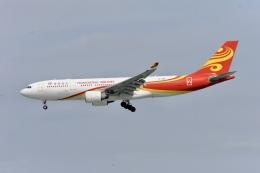 Suzukenさんが、那覇空港で撮影した香港航空 A330-223の航空フォト(飛行機 写真・画像)
