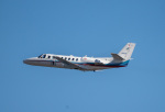 HND_fanさんが、羽田空港で撮影した朝日新聞社 560 Citation Encoreの航空フォト(飛行機 写真・画像)