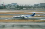 Kenny600mmさんが、伊丹空港で撮影したANAウイングス DHC-8-402Q Dash 8の航空フォト(飛行機 写真・画像)