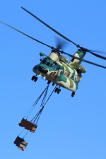K.Tさんが、入間飛行場で撮影した航空自衛隊 CH-47J/LRの航空フォト(飛行機 写真・画像)