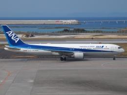 FT51ANさんが、那覇空港で撮影した全日空 767-381/ERの航空フォト(飛行機 写真・画像)
