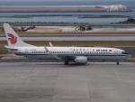 FT51ANさんが、那覇空港で撮影した中国国際航空 737-89Lの航空フォト(飛行機 写真・画像)