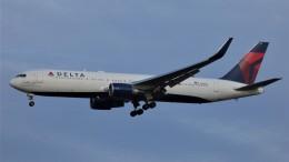 Bluewingさんが、成田国際空港で撮影したデルタ航空 767-332/ERの航空フォト(飛行機 写真・画像)