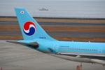 KAZKAZさんが、中部国際空港で撮影した大韓航空 A330-223の航空フォト(飛行機 写真・画像)