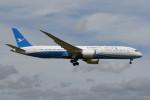 kuro2059さんが、成田国際空港で撮影した厦門航空 787-9の航空フォト(飛行機 写真・画像)