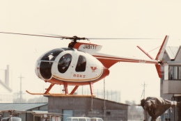 kojuさんが、日本農林ヘリコプター 川越基地で撮影した四国航空 Hughes 369HSの航空フォト(飛行機 写真・画像)