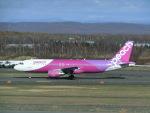 ヒロリンさんが、新千歳空港で撮影したピーチ A320-214の航空フォト(飛行機 写真・画像)