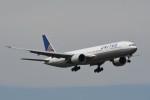kuro2059さんが、成田国際空港で撮影したユナイテッド航空 777-322/ERの航空フォト(飛行機 写真・画像)