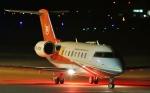 Airway-japanさんが、函館空港で撮影した万丰航空  Wanfeng Aviation CL-600-2B16 Challenger 605の航空フォト(飛行機 写真・画像)