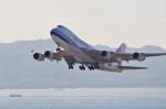 mild lifeさんが、関西国際空港で撮影したチャイナエアライン 747-409F/SCDの航空フォト(飛行機 写真・画像)