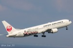 かっちゃん✈︎さんが、羽田空港で撮影した日本航空 767-346の航空フォト(飛行機 写真・画像)