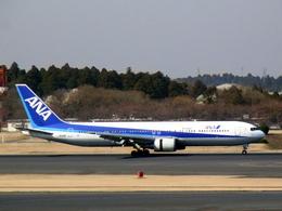 JA8077さんが、成田国際空港で撮影した全日空 767-381/ERの航空フォト(飛行機 写真・画像)
