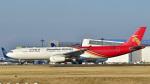 パンダさんが、成田国際空港で撮影した深圳航空 A330-343Xの航空フォト(飛行機 写真・画像)