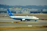 まいけるさんが、仁川国際空港で撮影した厦門航空 737-85Cの航空フォト(飛行機 写真・画像)