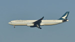 パンダさんが、成田国際空港で撮影したキャセイパシフィック航空 A330-342Xの航空フォト(飛行機 写真・画像)
