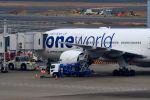 まいけるさんが、羽田空港で撮影した日本航空 777-246/ERの航空フォト(飛行機 写真・画像)