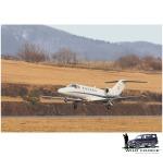 wildcookieさんが、函館空港で撮影したアルペン 525A Citation CJ2の航空フォト(飛行機 写真・画像)