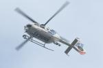 500さんが、自宅上空で撮影したオールニッポンヘリコプター EC135T2の航空フォト(飛行機 写真・画像)