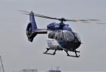 ヘリオスさんが、東京ヘリポートで撮影したディーエイチシー EC145T2の航空フォト(飛行機 写真・画像)