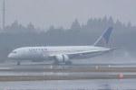 Mochi7D2さんが、成田国際空港で撮影したユナイテッド航空 787-8 Dreamlinerの航空フォト(飛行機 写真・画像)