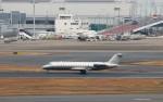 ハム太郎。さんが、羽田空港で撮影したビスタジェット CL-600-2B19 Challenger 850の航空フォト(飛行機 写真・画像)